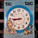 Libros de segunda mano: TIC TAC. MERCÉ LLIMONA. EDICIONS HYMSA. BARCELONA. 1979.. Lote 165287606