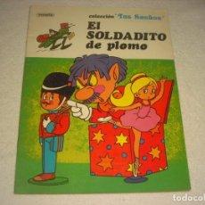 Libros de segunda mano: EL SOLDADITO DE PLOMO. COLECCION TUS SUEÑOS. ED SUSAETA.. Lote 165304662