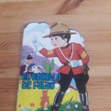 Libros de segunda mano: EL CABALLO DE FUEGO TORAY CUENTO. Lote 165352785