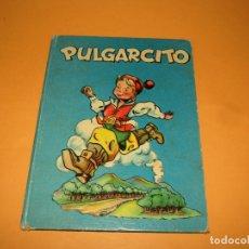 Libros de segunda mano: ANTIGUO CUENTO PULGARCITO DE LA COLECCIÓN AZUR DIBUJOS DE VISA Y DE EDITORIAL CERVANTES - AÑO 1955. Lote 165587954