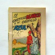 Libros de segunda mano: LIBRITO . MINICUENTO . EL CASTILLO BLANCO Y EL CASTILLO AZUL . SERIE 22 . NUMERO 4 . BRUGUERA. Lote 165644710