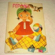 Libros de segunda mano: PEPONA, COLECCION CLUB AMIGOS, FERMA ILUSTRA CONCHA MATAMOROS,. Lote 165859034