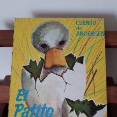 Libros de segunda mano: EL PATITO FEO, EDITORIAL MOLINO 1960, Nº 2 DE LA COLECCION ILUSION INFANTIL, TAL CUAL SE VE.. Lote 166158890