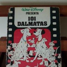 Libros de segunda mano: 101 DALMATAS, WALT DISNEY, TAL CUAL SE VE.. Lote 166160066