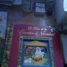 Libros de segunda mano: EL TESORO DE LOS CUENTOS DE NAVIDAD. EDICIÓN CLÁSICA FAMILIAR EDICIONES PUBLICATIONS INTERNATIONAL,. Lote 166318366