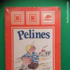 Libros de segunda mano: PELINES GLORIA FUERTES 1986 MIÑÓN 1ª EDICIÓN . Lote 166786022