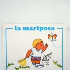 Libros de segunda mano: COLECCIÓN TINA TON 8. LA MARIPOSA (PÍA VILARRUBIAS) JUVENTUD, 1989. OFRT. Lote 167135648