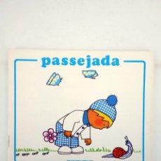Libros de segunda mano: COL.LECCIÓ TINA TON 9. PASEJADA (PÍA VILARRUBIAS) JUVENTUD, 1987. OFRT. Lote 167135708