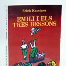 Libros de segunda mano: EMILI I ELS TRES BESSONS.. JUVENTUD, 1986. OFRT. Lote 167135816