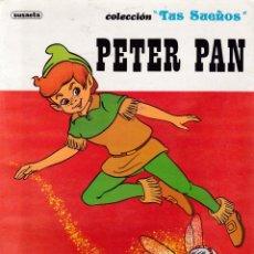 Libros de segunda mano: PETER PAN - SUSAETA EDICIONES 1981 -. Lote 167282982