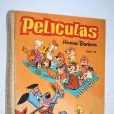 Libros de segunda mano: PELÍCULAS HANNA BARBERA (TOMO 12) *** LIBRO INFANTIL COLECCIÓN JOVIAL *** EDICIONES RECREATIVAS 1970. Lote 167571096