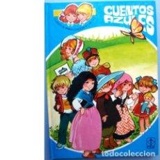 Libros de segunda mano: CUENTOS AZULES. TOMO 7. TORAY. MARÍA PASCUAL Y ANTONIO AYNE. Lote 167736436