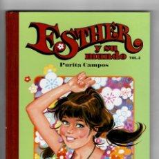 Libros de segunda mano: ESTHER Y SU MUNDO, VOL2 - PURITA CAMPOS. Lote 258098850