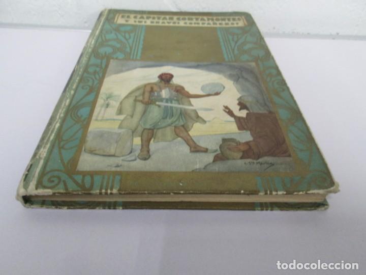 Libros de segunda mano: EL CAPITAN CORTAMONTES Y SUS BRAVOS COMPAÑEROS. EDICION SATURNINO CALLEJA - Foto 3 - 167912484