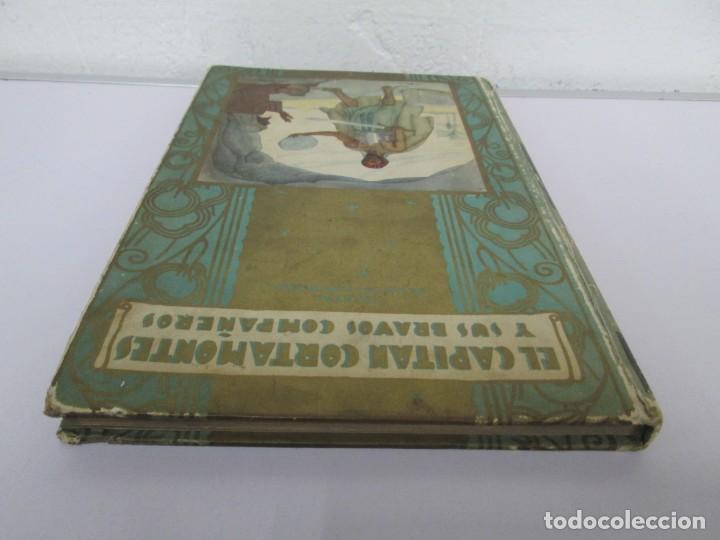 Libros de segunda mano: EL CAPITAN CORTAMONTES Y SUS BRAVOS COMPAÑEROS. EDICION SATURNINO CALLEJA - Foto 5 - 167912484