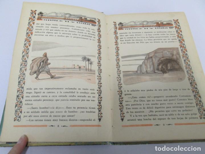 Libros de segunda mano: EL CAPITAN CORTAMONTES Y SUS BRAVOS COMPAÑEROS. EDICION SATURNINO CALLEJA - Foto 9 - 167912484