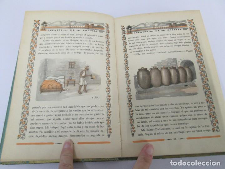 Libros de segunda mano: EL CAPITAN CORTAMONTES Y SUS BRAVOS COMPAÑEROS. EDICION SATURNINO CALLEJA - Foto 10 - 167912484