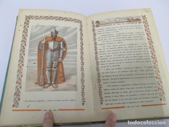 Libros de segunda mano: EL CAPITAN CORTAMONTES Y SUS BRAVOS COMPAÑEROS. EDICION SATURNINO CALLEJA - Foto 11 - 167912484