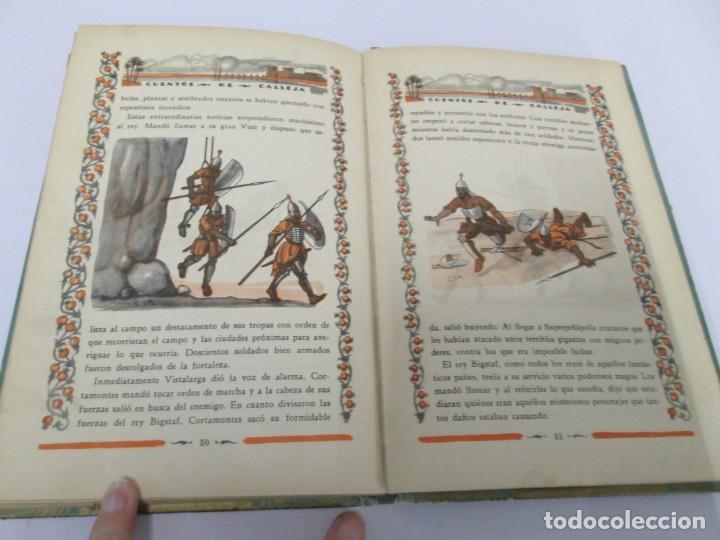 Libros de segunda mano: EL CAPITAN CORTAMONTES Y SUS BRAVOS COMPAÑEROS. EDICION SATURNINO CALLEJA - Foto 12 - 167912484