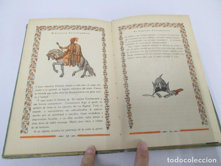 Libros de segunda mano: EL CAPITAN CORTAMONTES Y SUS BRAVOS COMPAÑEROS. EDICION SATURNINO CALLEJA - Foto 13 - 167912484