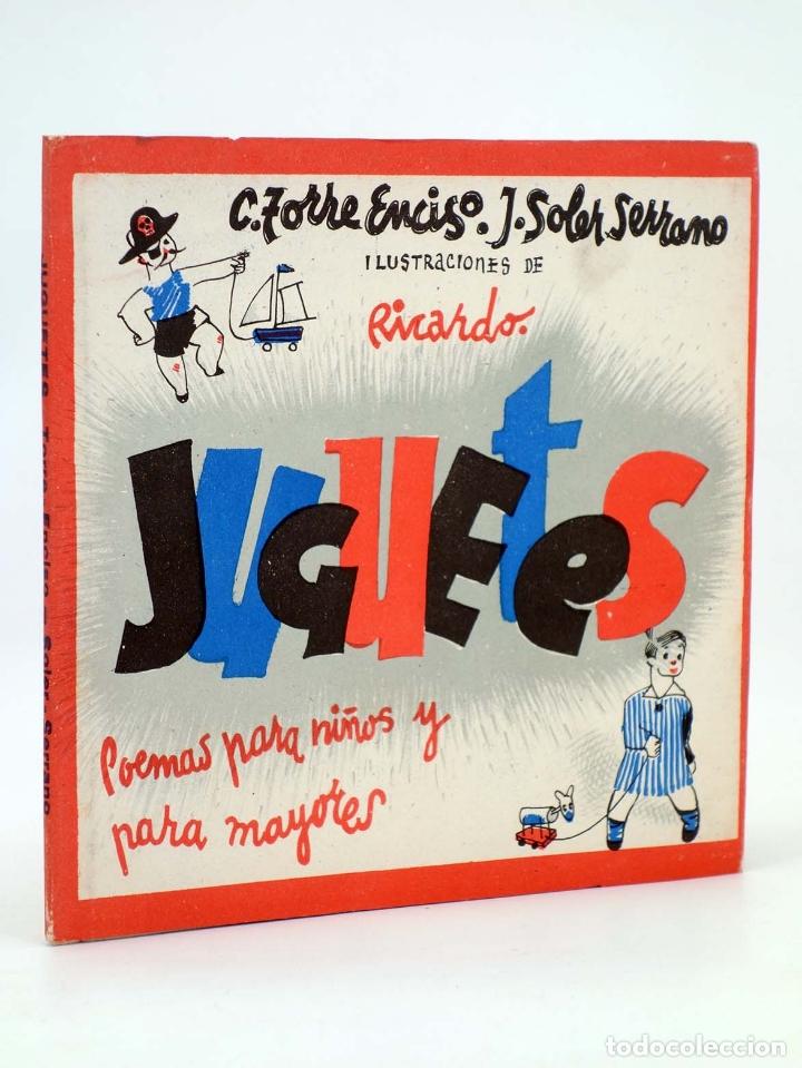 Para JuguetesPoemas Enciso Y Serrano Mayorestorre Soler Niños RicardoJuventud1964 v80wNmnO