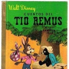Libros de segunda mano: CUENTOS DEL TIO REMUS Nº 5 WALT DISNEY. Lote 168064361
