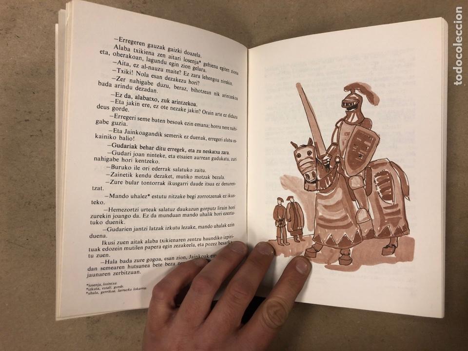 Libros de segunda mano: IPUI MIRESGARRIAK ETA LAPUR ZURIAK. 2 TOMOS. JOSE Mª SATRUSTEGI. IRUDIAK: XABIER EGAÑA - Foto 6 - 168215740