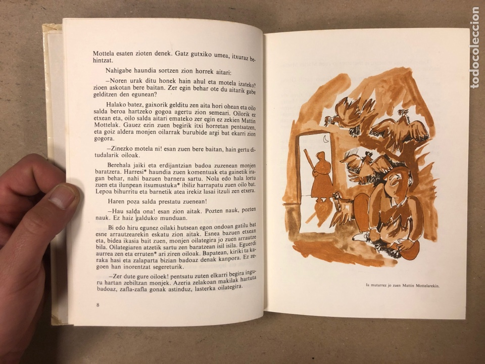 Libros de segunda mano: IPUI MIRESGARRIAK ETA LAPUR ZURIAK. 2 TOMOS. JOSE Mª SATRUSTEGI. IRUDIAK: XABIER EGAÑA - Foto 11 - 168215740
