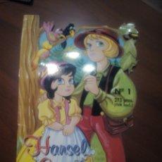 Libros de segunda mano: CUENTO TROQUELADO HANSEL Y GRETEL. Lote 168308105