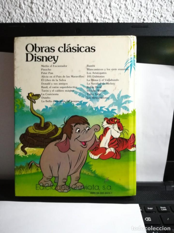 Libros de segunda mano: CUENTO EL LIBRO DE LA SELVA CLASICO WALT DISNEY Y GLORIA FUERTES EL CAMELLO COJITO - Foto 2 - 168525252