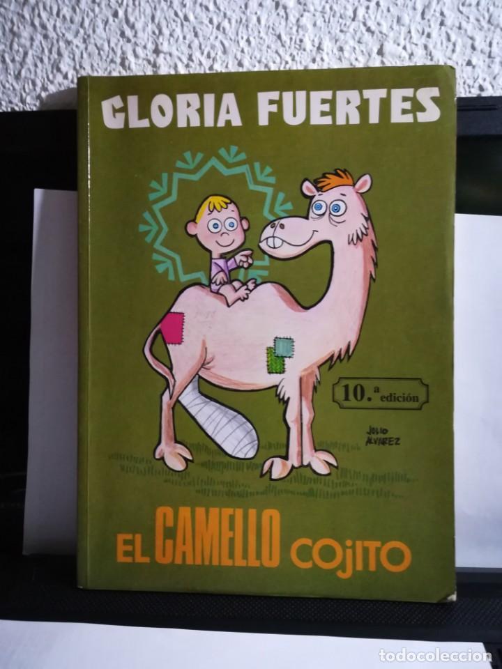 Libros de segunda mano: CUENTO EL LIBRO DE LA SELVA CLASICO WALT DISNEY Y GLORIA FUERTES EL CAMELLO COJITO - Foto 3 - 168525252