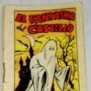 Libros de segunda mano: EL FANTASMA DEL CASTILLO - BRUGUERA, SERIE 7, Nº8. Lote 168574320