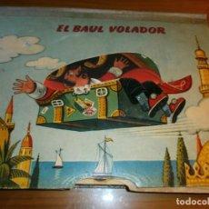 Libros de segunda mano: CUENTO POP-UP - EL BAÚL VOLADOR - ILUSTRADO POR V. KUBASTA - WESTMINSTER BOOKS - BANCROFT & CO. LTD. Lote 168610240
