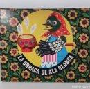 Libros de segunda mano: LA URRACA DE ALA BLANCA. LIBRO SORPRESA. EDIT. MALYSH. MOSCÚ. 1976.. Lote 168666440