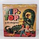 Libros de segunda mano: TIP TOP TAP Y LOS DRAGONES. LIBRO SORPRESA. EDIT. LARA. MÉXICO. 1965.. Lote 168669500