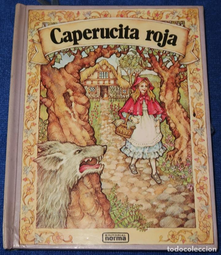 CAPERUCITA ROJA - LIBRO POP-UP - COLECCIÓN PANORMA - EDITORIAL NORMA (Libros de Segunda Mano - Literatura Infantil y Juvenil - Cuentos)