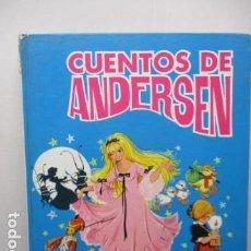 Libros de segunda mano: 15 CUENTOS DE ANDERSEN, ILUSTRADOS POR MARIA PASCUAL. Lote 168979942