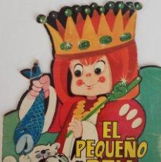 Libros de segunda mano: CUENTOS ALICIA Nº 6 - EL PEQUE REY - EDICIONES TORAY - AÑO 1970. Lote 169394736