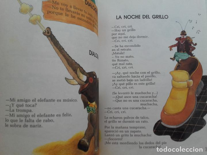 Libros de segunda mano: GLORIA FUERTES. EL PERRO QUE NO SABIA LADRAR - ED. ESCUELA ESPAÑOLA - 1992 - Foto 2 - 169460872