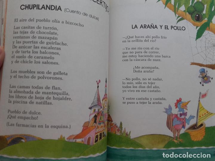 Libros de segunda mano: GLORIA FUERTES. EL PERRO QUE NO SABIA LADRAR - ED. ESCUELA ESPAÑOLA - 1992 - Foto 3 - 169460872