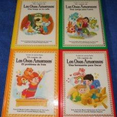 Libros de segunda mano: UN CUENTO DE LOS OSOS AMOROSOS - CUENTOS PARKER (1984). Lote 182012117