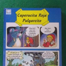Libros de segunda mano: CAPERUCITA ROJA - PULGARCITO / HEMMA. Lote 169618828
