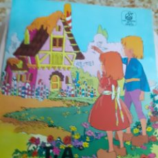 Libros de segunda mano: CUENTO: LA CASITA DE CHOCOLATE. Lote 169663325