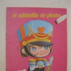Libros de segunda mano: MIS PRIMEROS CUENTOS - Nº 8 - EL SOLDADITO DE PLOMO - EDITORIAL ROMA - AÑO 1984.. Lote 169674888