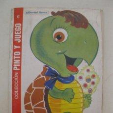 Libros de segunda mano: COLECCIÓN PINTO Y JUEGO - Nº 6 - EDITORIAL ROMA - AÑO 1982.. Lote 169675856