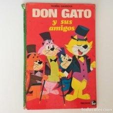 Libros de segunda mano: TELE-FHER DON GATO Y SUS AMIGOS, HANNA-BARBERA. FHER 1972 YOGI JAUNCHO PIXI DIXI JINKS.. Lote 169718216