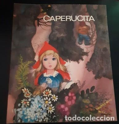 COLECCIÓN ZAFIRO, CAPERUCITA ROJA, ED. SUSAETA (Libros de Segunda Mano - Literatura Infantil y Juvenil - Cuentos)