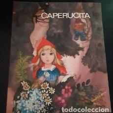 Libros de segunda mano: COLECCIÓN ZAFIRO, CAPERUCITA ROJA, ED. SUSAETA. Lote 169791388