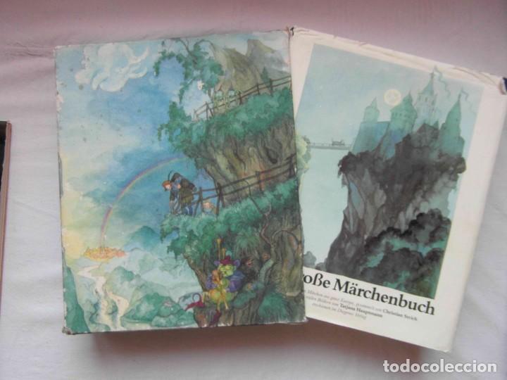 Libros de segunda mano: DAS GROBE MÄRCHENBUCH. CHRISTIAN STRICH. DIOGENES VERLAG AG ZÜRICH. EN ALEMAN. 1987. DEBIBL - Foto 2 - 169962112