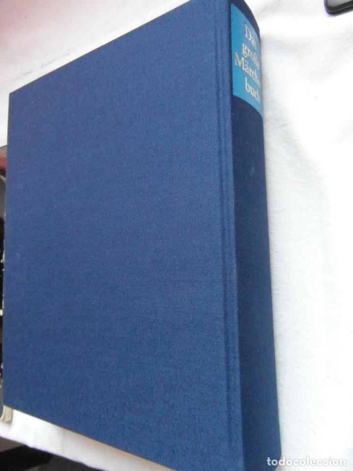 Libros de segunda mano: DAS GROBE MÄRCHENBUCH. CHRISTIAN STRICH. DIOGENES VERLAG AG ZÜRICH. EN ALEMAN. 1987. DEBIBL - Foto 5 - 169962112